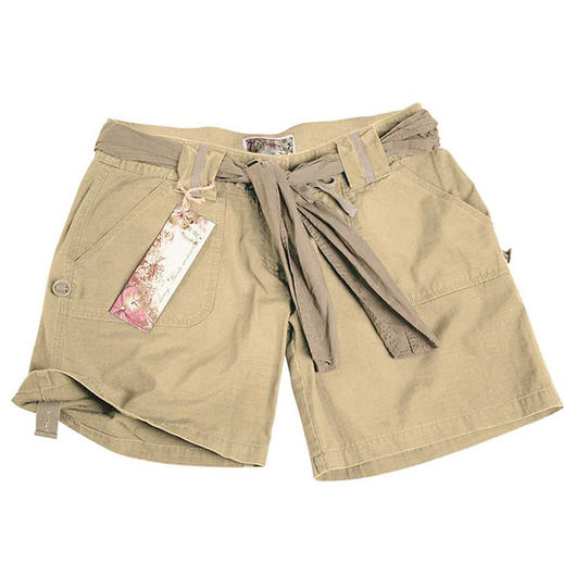 Mil-Tec Army-Shorts Woman khaki