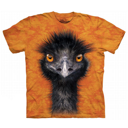 Mountain T-Shirt Emu