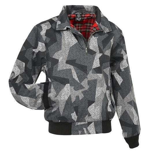 Brandit Jacke Lord Canterbury night camo digital
