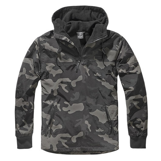 Brandit Windbreaker Luke darkcamo