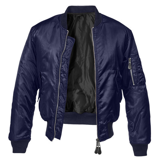 Brandit MA1 Jacke Edition Black navy