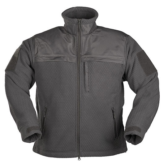 HexTac Fleecejacke Elite urban grey