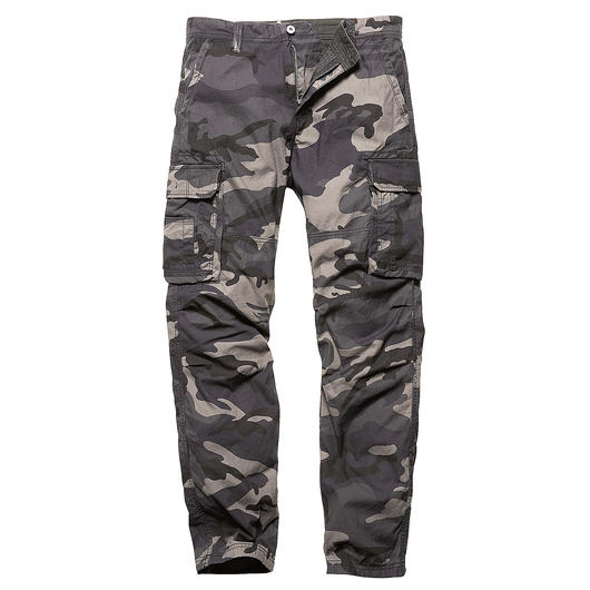 Vintage Industries Reef Hose, dark camo