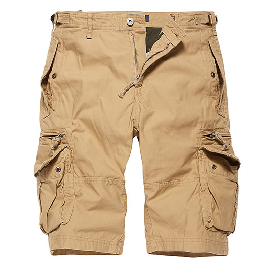 Vintage Industries Shorts Gandor safari