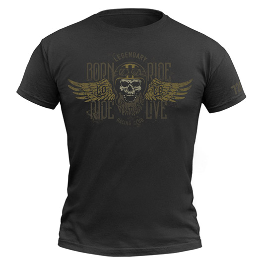 720gear T-Shirt Born to Ride