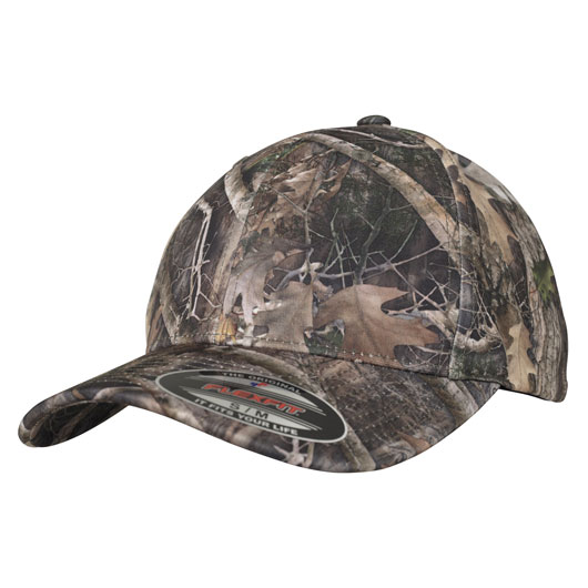 Flexfit Cap True Timber Kanati Camo