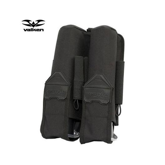 Loadertasche Valken V-TAC 2+3 Tactical schwarz