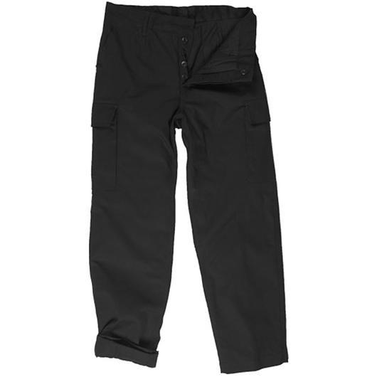 Mil Tec Pullover BW Style schwarz Kotte & Zeller