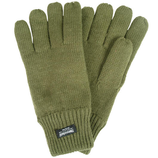 Handschuhe Thinsulate oliv