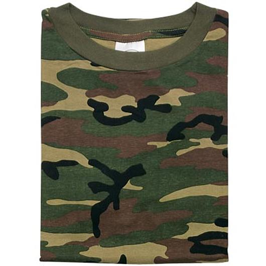 02d0f9830dd047 MFH T-Shirt halbarm woodland günstig kaufen - Kotte & Zeller