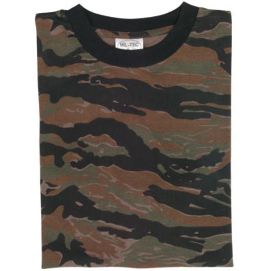 8e1d7968815916 T-Shirt Tarnshirt Tigerstripe günstig kaufen - Kotte & Zeller