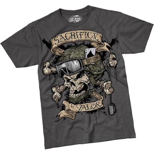 T-Shirt Sacrifice 7.62