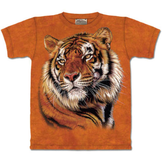 Mountain T-Shirt Tigerkopf