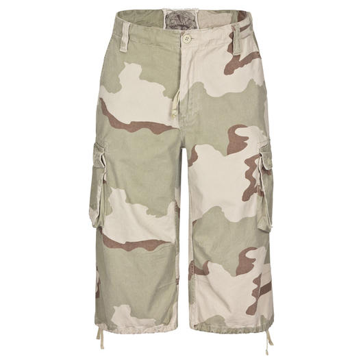 Mil-Tec Air Combat 3/4-Short, desert