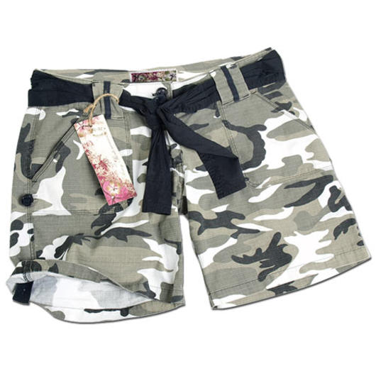 Mil-Tec Army Shorts Woman, urban