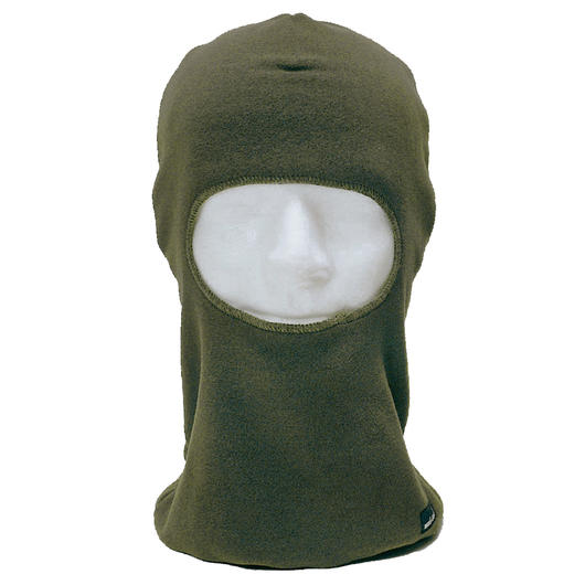 Balaclava Fleece oliv