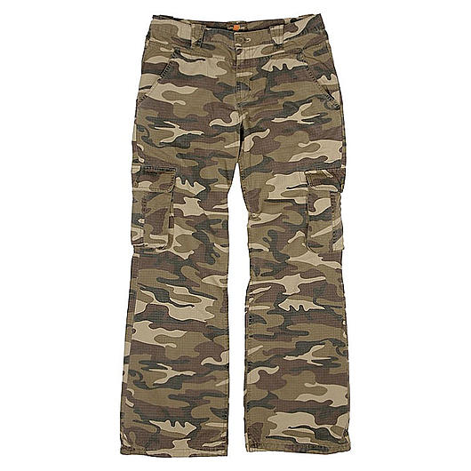 Ladies Trousers Life Line camo