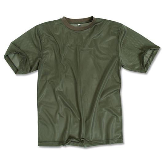 dc299657b2e5f9 Mesh T-Shirt Mil-Tec, oliv günstig kaufen - Kotte & Zeller