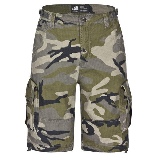 Vintage Industries Shorts Terrance streetcamo