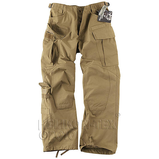 Combat Hose Special Forces Helikon Tex, coyote