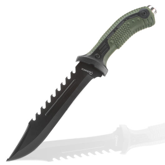 Messer Tactical oliv