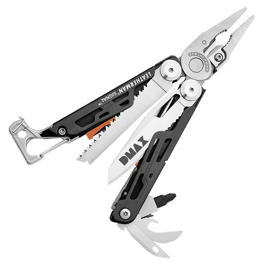 Leatherman Multitool Signal DMAX orange