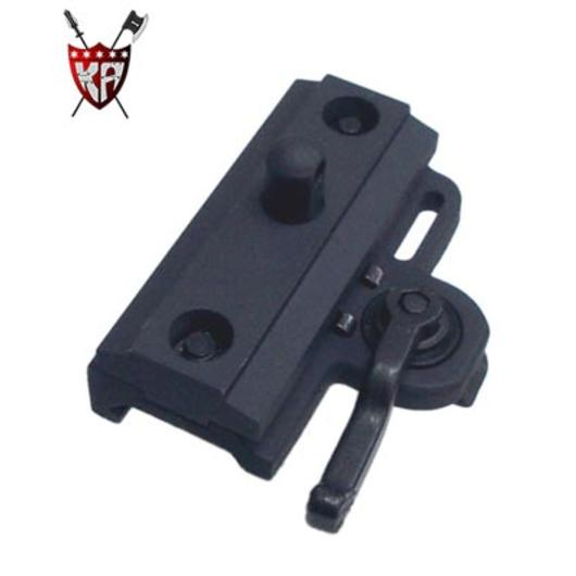 King Arms QD Zweibein Adapter - Swing Type
