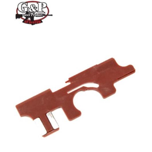 G&P Polyamid Selectorplate MP5 Serie