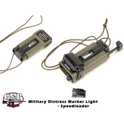G&P Military Distress Marker Light - Speedloader