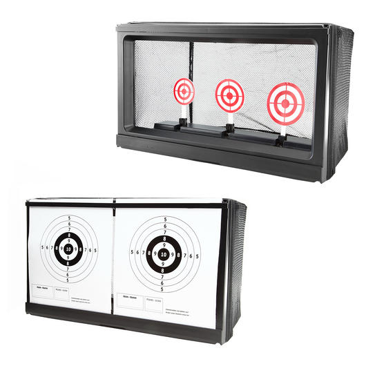 Wellfire Shooting Target Kugelfang 2in1 für Softair