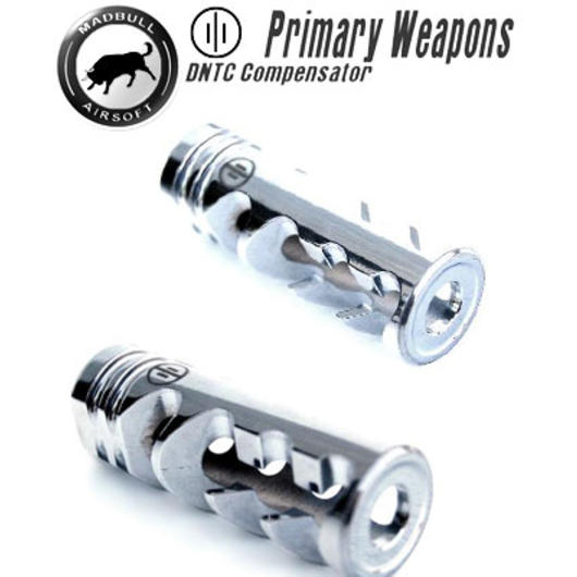 MadBull / Primary Weapons DNTC 308 Flash-Hider chrom