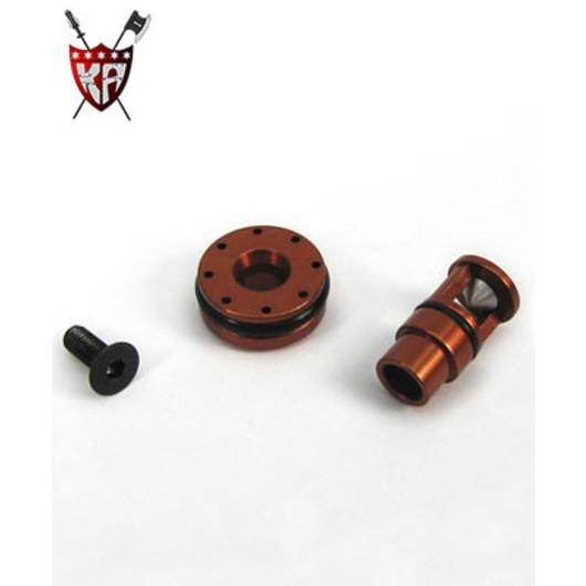 King Arms High Flow Valve & Piston Set