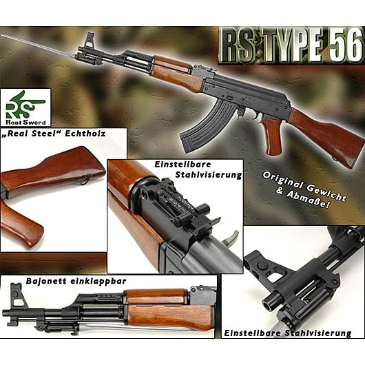 Real Sword Type 56 S-AEG V2