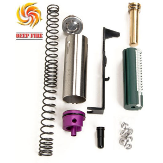Deep Fire M16 Full Tune Up Kit M120 (Enlarged Nozzle)