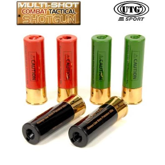 UTG Multi-Shot Shotgun Patronen (6er-Packung)