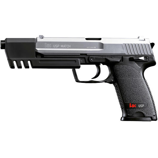 H&K USP Match Springer bicolor Federdruck