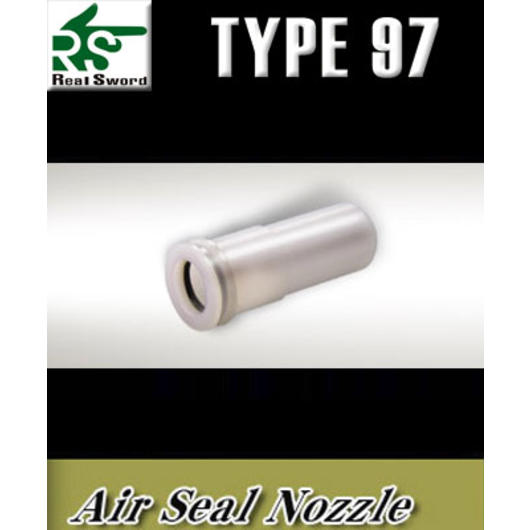 Real Sword Air Seal Nozzle f. Type 97 Serie