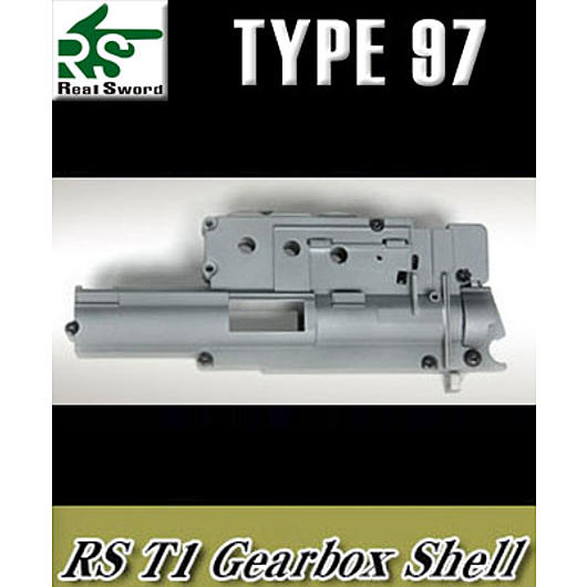 Real Sword T1 Gearboxgehäuse f. Type 97 Serie