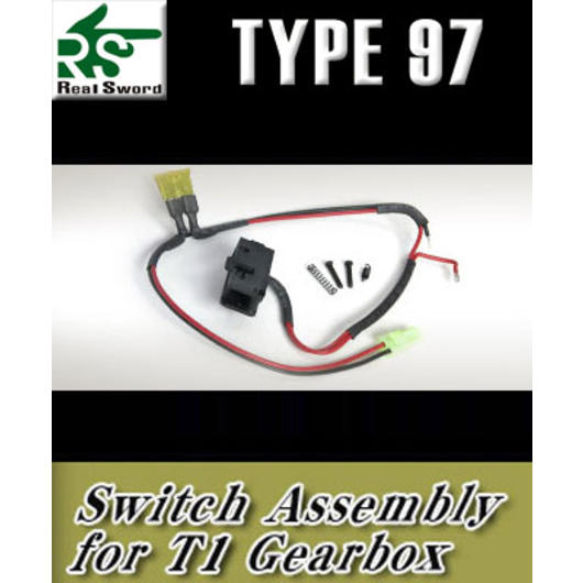 Real Sword T1 Switch-Assembly f. Type 97 Serie