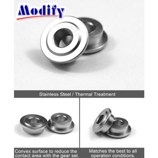 Modify 6mm Tempered Stainless Bushings