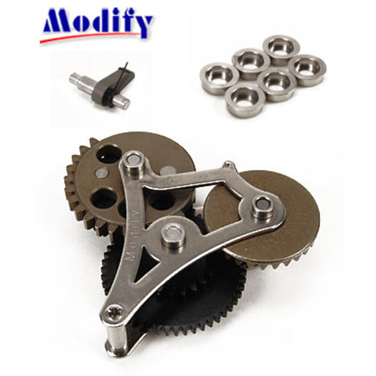 Modify Modular Gear Set 7.0mm - High Speed