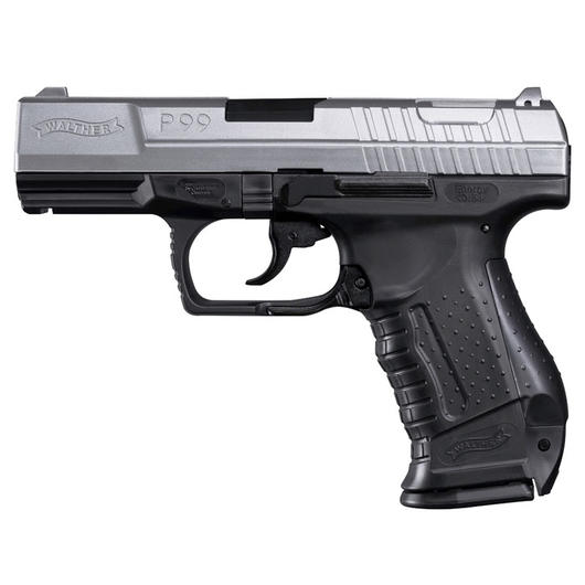 Walther P99 Softair, 6 mm BB bicolor