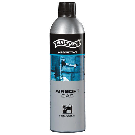Softairgas Walther 500 ml