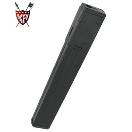 King Arms MP40 Magazin 110er schwarz