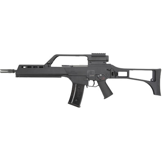 S&T Heckler & Koch G36K Blowback S-AEG Softair 6mm BB schwarz