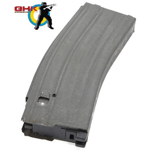 GHK M4 GBB Magazin 50 Schuss f. Western Arms M4 Serie (CO2-Version)