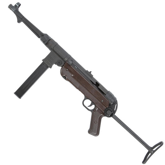 SRC MP40 Softair Vollmetall Blowback AEG