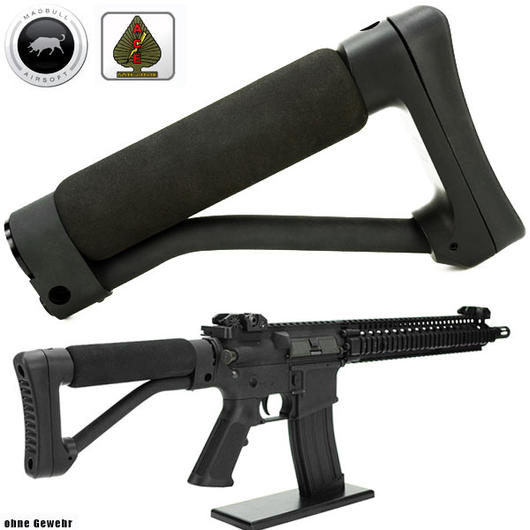 MadBull M4 ACE Skeleton Stock (Short Version) günstig kaufen