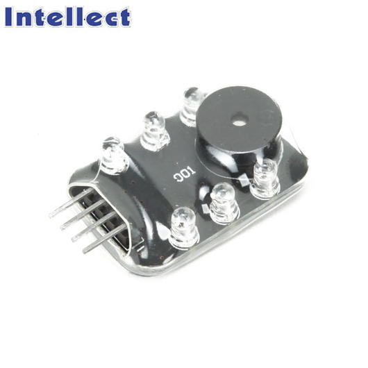 Intellect V-Alarm LiPo-Warner Version 2