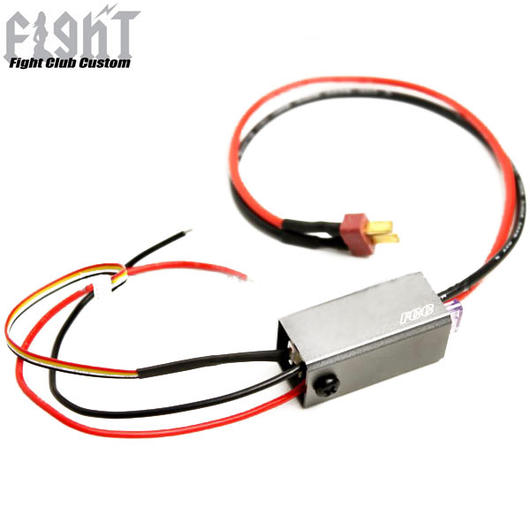 FCC Mini Mosfet (Switch Device) f. Systema M4 / M16 PTW Serie